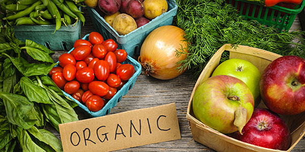 Can You Afford to Buy Organic?