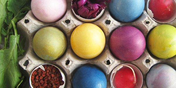 Mindfulness and Creativity for a Colorful Easter